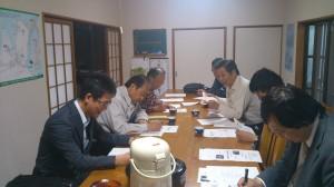 空き家活用研究会の4月運営会議