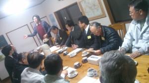 空きや活用研究会運営会議風景(1月29日)