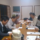 空き家活用研究会 4月の運営会議をしました。